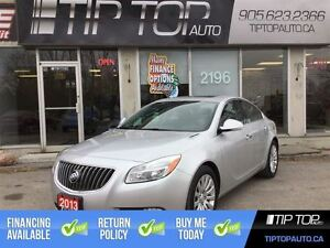 2013 Buick Regal Turbo ** Leather, Sunroof, Remote Start **