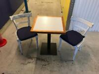 Job lot 20 table and chairs, cafe/ restaurant