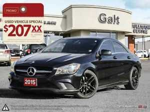 2015 Mercedes-Benz CLA 250 | SUNROOF LEATHER HEATED SEATS