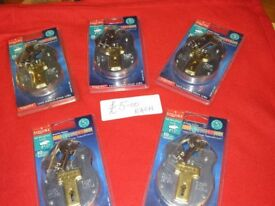 Squire Padlocks All weather security rating 5 10 year manufactures guarantee RRP around £18