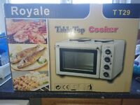 Royale TT29 Table Top Cooker