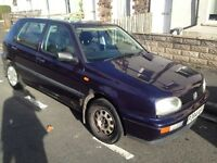 Good condition & reliable VW Golf 1.9 TDi for sale