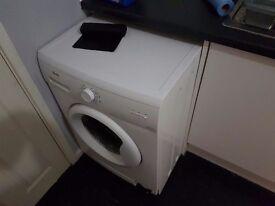 Swan washing machine 6 months old