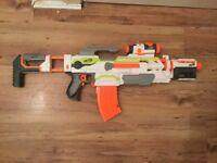 Nerf Modulus dart gun