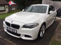 2011 BMW 520D m sport 184bhp top spec new clutch px swap van ?