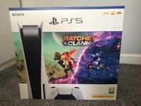 Playstation 5 *BRAND NEW UNOPENED* Ratchet and Clank Rift apart