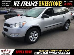 2009 Chevrolet Traverse LS | 7 SEATER!
