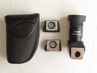 Canon Angle Finder C. Excellent condition