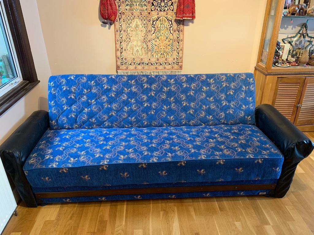 Super Sofa Bed In Enfield London Gumtree Machost Co Dining Chair Design Ideas Machostcouk