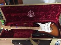 Fender American stratocaster 60 anniversary