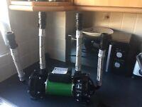 Salamander Pumps RSP75