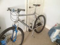 Marin large adult mtb (possible delivery)