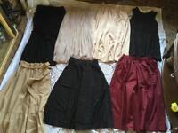 Ladies Bundle ladies Summer 8 Skirts & 2 dress Size 6/8 used £15