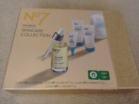 No.7 Facial Skincare Collection Brand New Gift Box. RRP £20.
