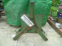 Badgers Trailer Wheel Clamp.