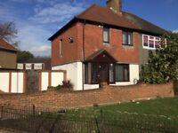 Three bedroom semi-detached house to rent in Dagenham