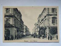 Taranto Via D'aquino Vecchia Cartolina -  - ebay.it