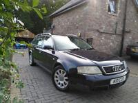 Audi A6 2,4 petrol auto Estate