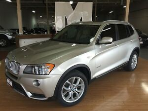2014 BMW X3 xDrive28i - NAVIGATION|REAR VIEW CAMERA|PANORAMI