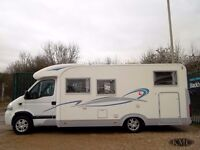 Renault Adria Izola S687 SPG - 2008/58 for sale at Kent Motorhome Centre