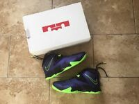 Nike zoom soldier sz 10 brand new boxed auhentic
