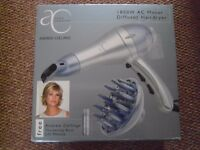 ANDREW COLLINGE 1800 WATT HAIRDRYER