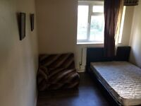 Double room for rent on Fulham palace rd the room has a great view only 5min walk from Hammersmith