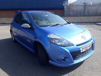 2009(59)RENAULT CLIO GT 1.5 DCi MET BLUE,VERY LOW MILES,6 SPEED,HUGE MPG,LOVELY CAR