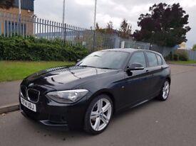BMW 118D M SPORT 2014/14 REG FACELIFT
