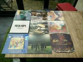 Madness, Oliver, & more, Vinyl Records