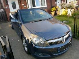 Vauxhall Astra twintop 1.9cdti sport