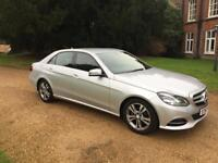 Mercedes E class E220 cdi automatic 2013 part exchange most welcome