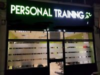 Professionally qualified personal trainer - North London private gym facility - £35 p/h