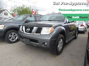 2006 Nissan Pathfinder SE | 7PASS | AWD | AS IS