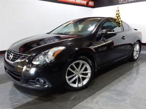 2010 Nissan Altima 3.5 SR NAVIGATION- BOSE- CUIR- TOIT OUVRANT