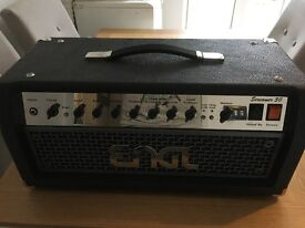 ENGL Screamer 50 Valve Head and Z-5 Foot switch