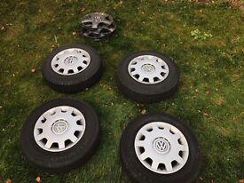 "14"" golf mk4 wheels"