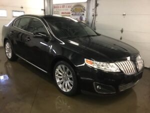 2010 Lincoln MKS LIMITED