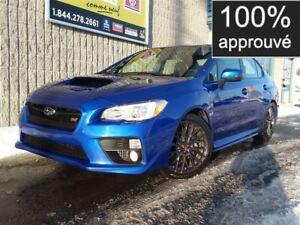 2016 Subaru WRX STi *136$/sem 0 comptant