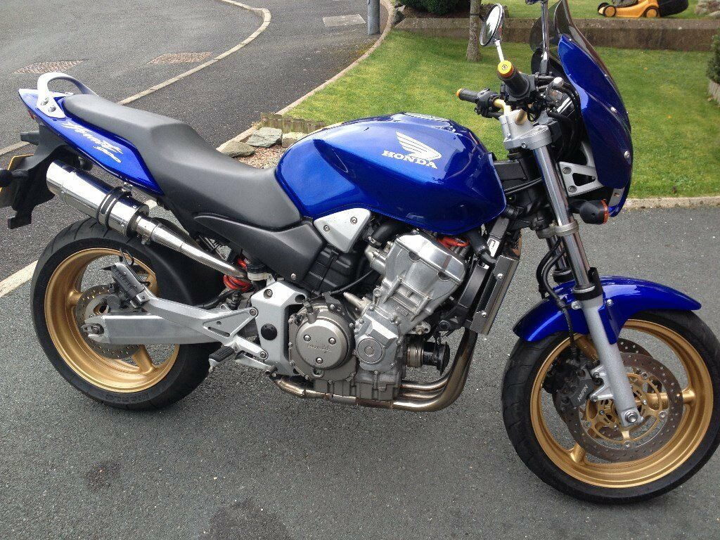 Bargain - Beautiful Candy Blue Honda CB 900 Hornet (zrx xkr fjr) | in Newtownards, County Down ...
