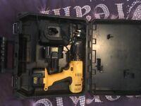 DeWalt Cordless Hammer Drill 12v DW982