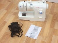 Singer inspiration & Frister Rossmann64 sewing machines with foot pedals