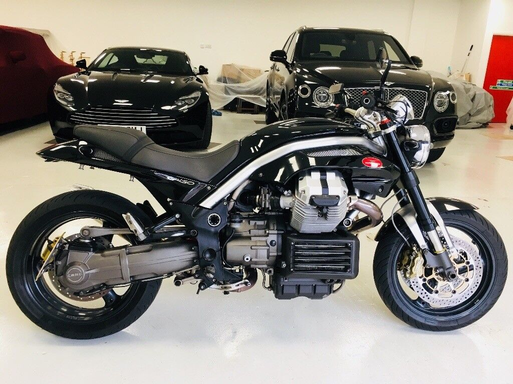 moto guzzi griso 1100 price reduced cafe racer brat. Black Bedroom Furniture Sets. Home Design Ideas