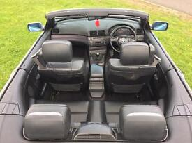 BMW 318ci convertible m sport body kit