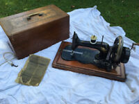 Frister and Rossmann antique sewing machine