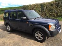 Landrover Discovery 3 TDV6, 7 seater
