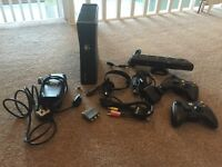 XBox 360 (250GB) with Kinect