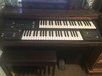 Orla Organ with stool in gwc