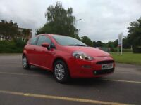 2013 Fiat Punto easy 1.4 petrol 77bhp