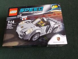 Various New Lego City sets